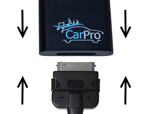 Bluetooth Adapter for BMW and Mini Cooper iPod iPhone Y Cable  CoolStream CarPro