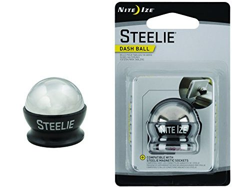 Additional Dash Ball for Steelie Magnetic Phone Mounting System – Nite Ize Original Steelie Dash Ball