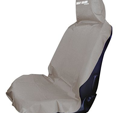 Waterproof Removable Universal Car Bucket Seat Cover – Seat Saver – Easy on and Off