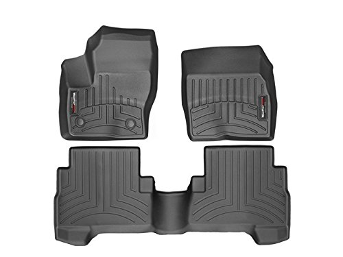 44459-1-2 – Fits 2013-2017 Ford Escape – First and Second Row Set – Weathertech DigitalFit