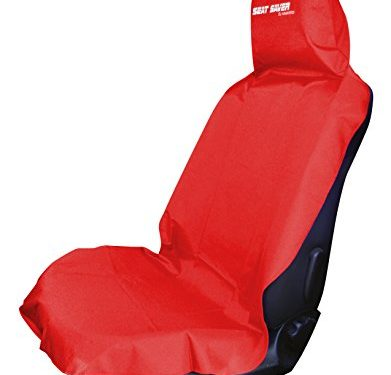Waterproof Removable Universal Car Bucket Seat Cover – Easy on and Off – Seat Saver