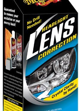Meguiar's G3700 Headlight Lens Correction
