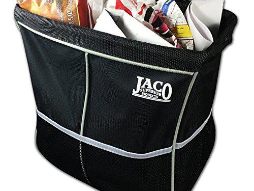 Premium Leakproof Garbage / Litter Organizer Bag – JACO TrashPro Car Trash Can