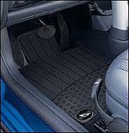 MINI Cooper Genuine Factory OEM 82550146457 Front All Season Floor Mats 2002 – 2006 set of 2 front mats