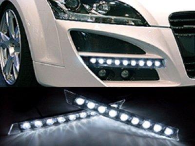 LED WHITE 2X 24″ UNDER EYES STRIP LIGHTS 30SMD – BipFlip