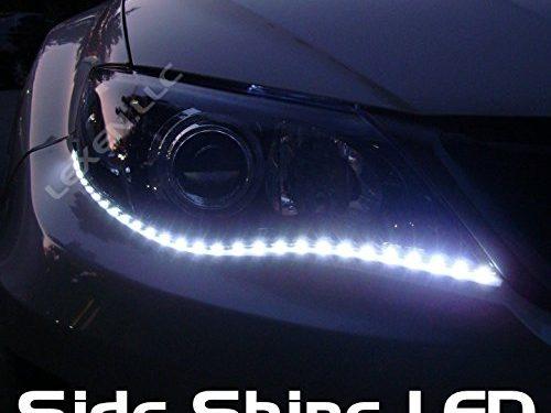 LED WHITE 2X 24″ UNDER EYES STRIP LIGHTS 30SMD