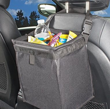 Leakproof Auto Trash Bag & Car Storage Organizer