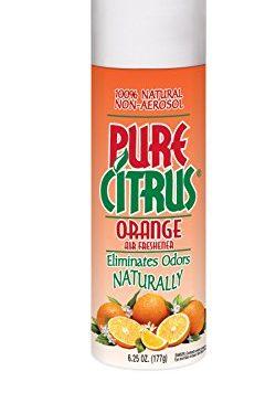 North American NA222-6 Pure Citrus Orange Air Freshener, 6.25 oz Pack of 1
