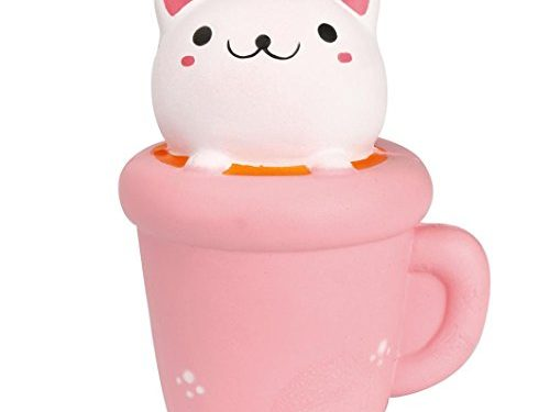 Bestpriceam Slow Rising Squishy Wrist Hand Pad Rest Fun Toy Relieve Stress Cure Gift Cat