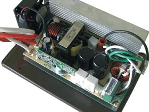WFCO WF-8975-MBA 75 Amp Main Board Assembly Replacement Unit