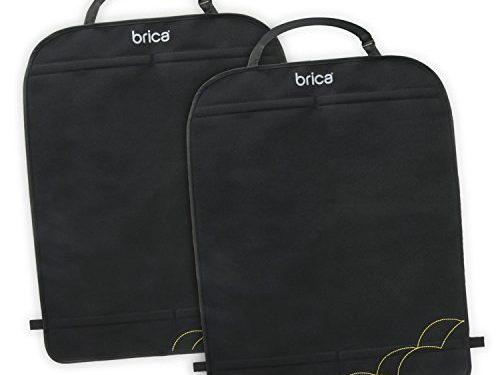 Brica Deluxe Kick Mats, 2 Count