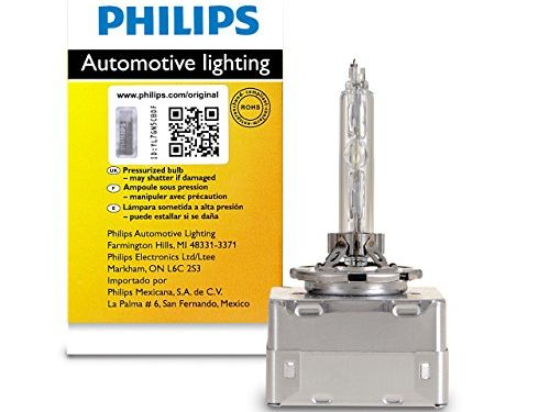 Philips D1S 35W Single Xenon HID Headlight Bulb Pack of 1