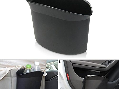 Koya Car Garbage Can Hanging Recycle Bin is Universal Best Auto Trash Bag for Litter