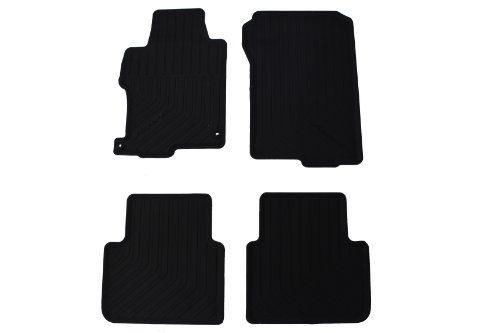 Genuine Honda Accessories 08P13-T2A-110 All Season Floor Mat for Select Accord Models