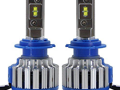 Win Power H7 LED Headlight CREE Bulbs Conversion Kits + Canbus 1 Pair-2 Year Warranty