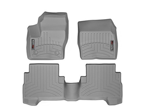 46459-1-2 – Fits 2013-2017 Ford Escape – First and Second Row Set – Weathertech DigitalFit