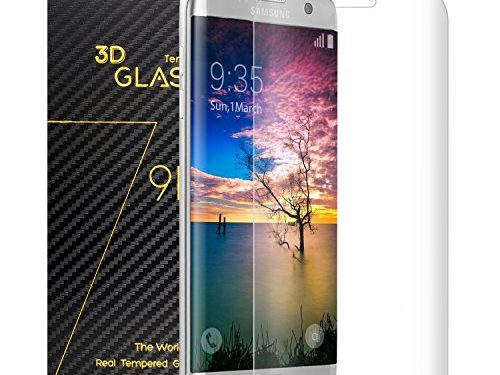 Bestfy Galaxy S7 screen protector 3D Tempered Glass Screen Cover