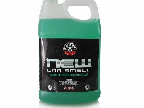 Chemical Guys AIR_101 New Car Smell Premium Air Freshener and Odor Eliminator 1 Gal