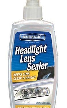 Blue Magic 730-6 Headlight Lens Sealer – 6 Pack – 8 oz.