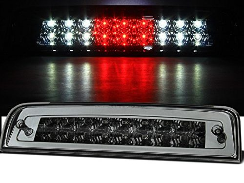 2009-2016 Ram 1500, 2010-2016 2500/3500 Smoked LED 3rd Brake Light LED Stop Cargo Pair L+R 2010 2011 2012 2013 2014