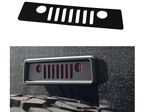 MAIKER Brake Light Cover for Jeep Wrangler JEEP