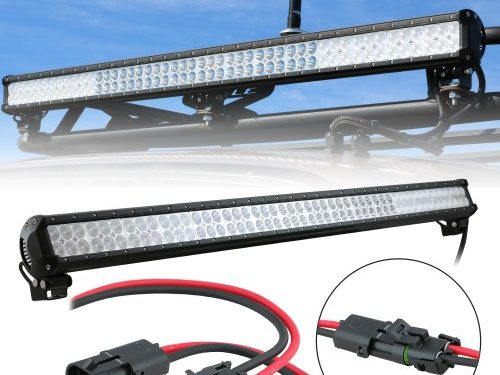 Flood/Spot Combo – LAMPHUS CRUIZER 44″ 288W CREE LED Off Road Truck Vehicles Work Light bar OTHER SIZES AVAILABLE