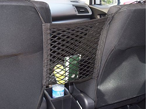 ChiTronic Car Armrests Seats Storage Organizer, Children Kids Pets Disturb Stopper