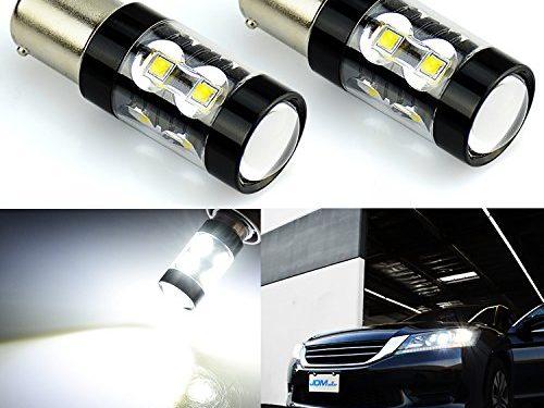 JDM ASTAR Extremely Bright Max 50W High Power 1156 1141 1073 7506 LED Bulbs ,Xenon White