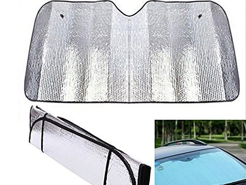 Car Windshield Sunshade Foldable Reflective Sun Visor