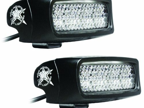 Rigid Industries 98002 SR-Q Diffused Back-Up Light Kit