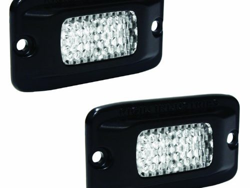 Rigid Industries 98001 SR-M Flush Mount Diffused Back-Up Light Kit