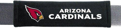 NFL Arizona Cardinals Seat Belt Pad Pack of 2