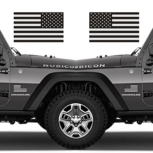 Ghosted Subdued American Flags Tactical Military Flag USA Decal - Boat decalsamerican flag boat decals usa flag boat graphics xtreme digital
