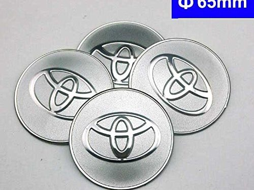 4pcs C084 65mm Car Styling Accessories Emblem Badge Sticker Wheel Hub Caps Centre Cover TOYOTA COROLLA RAV4 Camry CROWN PRIUS REIZ VIOS YARIS EZ VENZA HIGHLANDER ALPHARD PREVIA