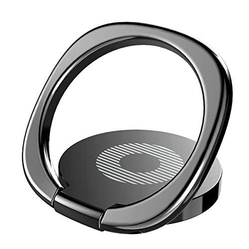 Phone Ring, BASEUS Finger Ring Stand Ultra-thin Swivel Ring