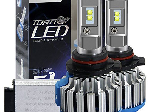 Win Power 9012 HIR2 LED Headlight CREE Bulbs Conversion Kits + Canbus 1 Pair-2 Year Warranty