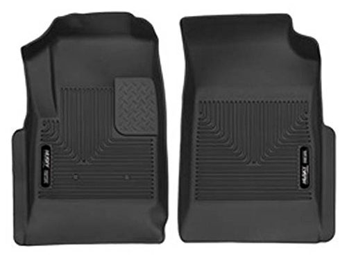 Husky Liners Front Floor Liners Fits 15-16 Colorado/Canyon