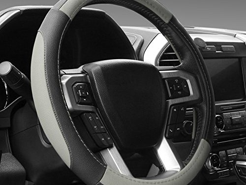 Superior 58 0550T Sport Grip Steering Wheel Cover Size B