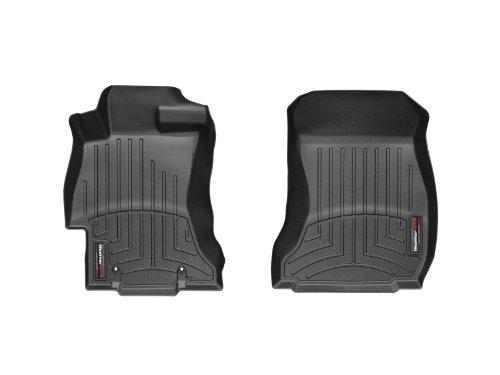 WeatherTech  444391  Front FloorLiner for Select Subaru Impreza Models Black