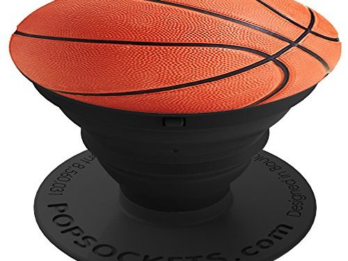PopSockets: Expanding Stand and Grip for Smartphones and Tablets – Basketball