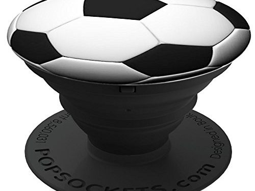 PopSockets: Expanding Stand and Grip for Smartphones and Tablets – Soccer Ball