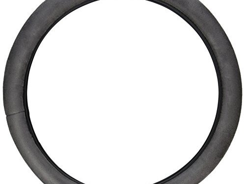 Bell Automotive 22-1-52936-1 Universal Stress Reliever Steering Wheel Cover, Gray