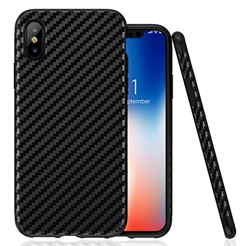 Full body protection - cover the 4 sides and back of your iPhoneX, reinforced corners