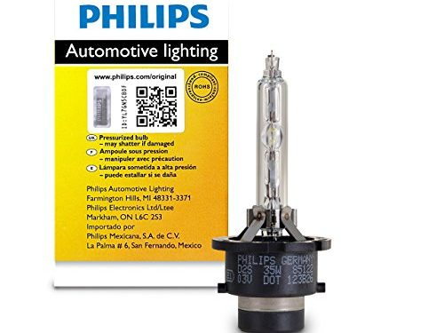 Philips D2S Xenon HID Headlight Bulb Pack of 1