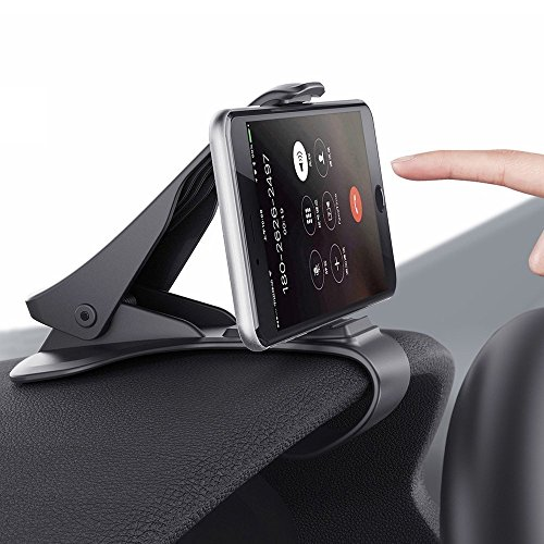 Dashboard Cell Phone Holder, HUD Car Mount For IPhone 7, 7