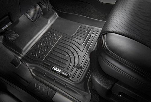 Husky Liners Front & 2nd Seat Floor Liners Fits 16-17 Durango/ Grand Cherokee