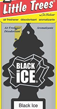 Little-Trees Black Ice Little Tree Air Freshener- 30 Pack