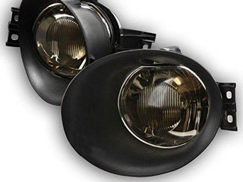 Remarkable Power FL7108 – 02-08 Dodge Ram 1500 03-09 2500 3500 Smoke Fog Light Only with Black Bezel