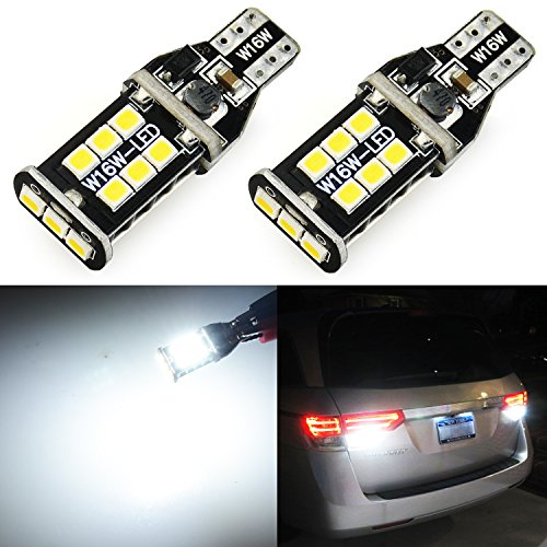 2pcs Set High Power White Led Under Side Rear Tow Mirror