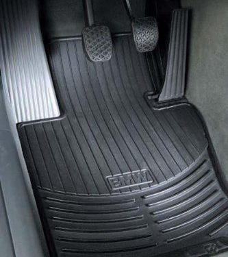 2003 set of 2 front mats – BMW E39 5 Series Genuine Factory OEM 82550151196 All Season Black Front Floor Mats 525i 528i 530i 540i 1997